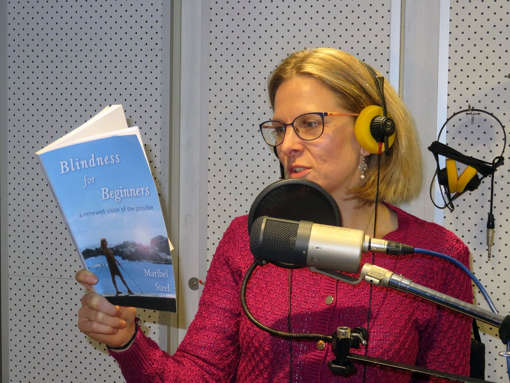Alice Hermans Reading Blindness for Beginners