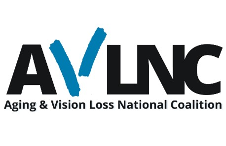 logo for aging & vision loss coalition